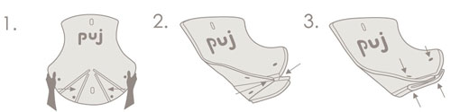 Bain pour lavabo Puj Tub