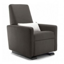 Chaise oscillante/inclinable Grano de Monte Design