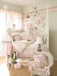 Glenna Jean Isabella 4 Piece Crib Set