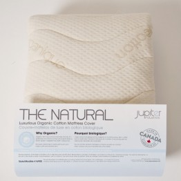 The Natural Organic Mattress Cover