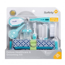 Safety First 25 piece deluxe healthcare Grooming kit