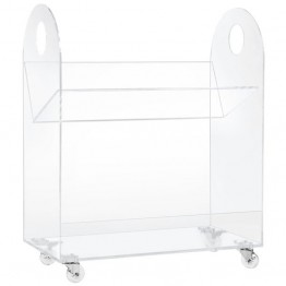 Babyletto Presto Acrylic Bookcase