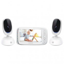 Ecran de Surveillance Motorola avec deux Cameras