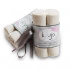 Lulujo Muslin Cloths organic