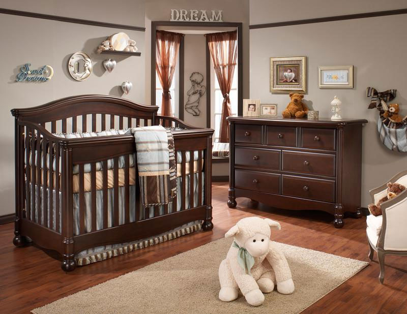Natart Avalon Baby Furniture