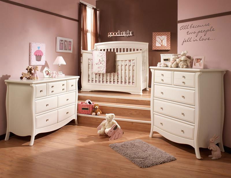 Natart Bella Baby Furniture