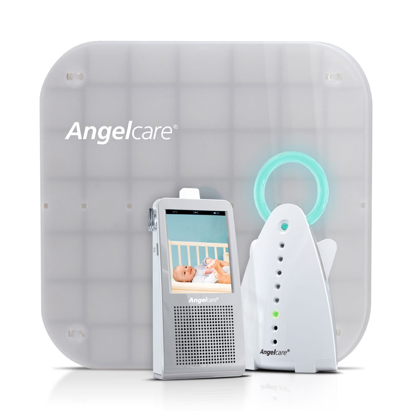angelcare video movement sound baby monitor. Black Bedroom Furniture Sets. Home Design Ideas