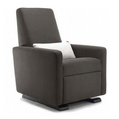 Chaise oscillante/inclinable Grano de Monte Design