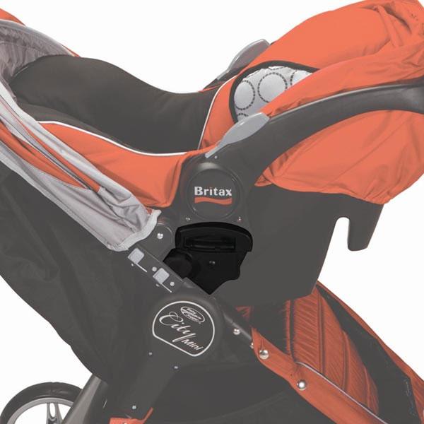 Adaptateurs Baby Jogger pour siège Britax B-Safe