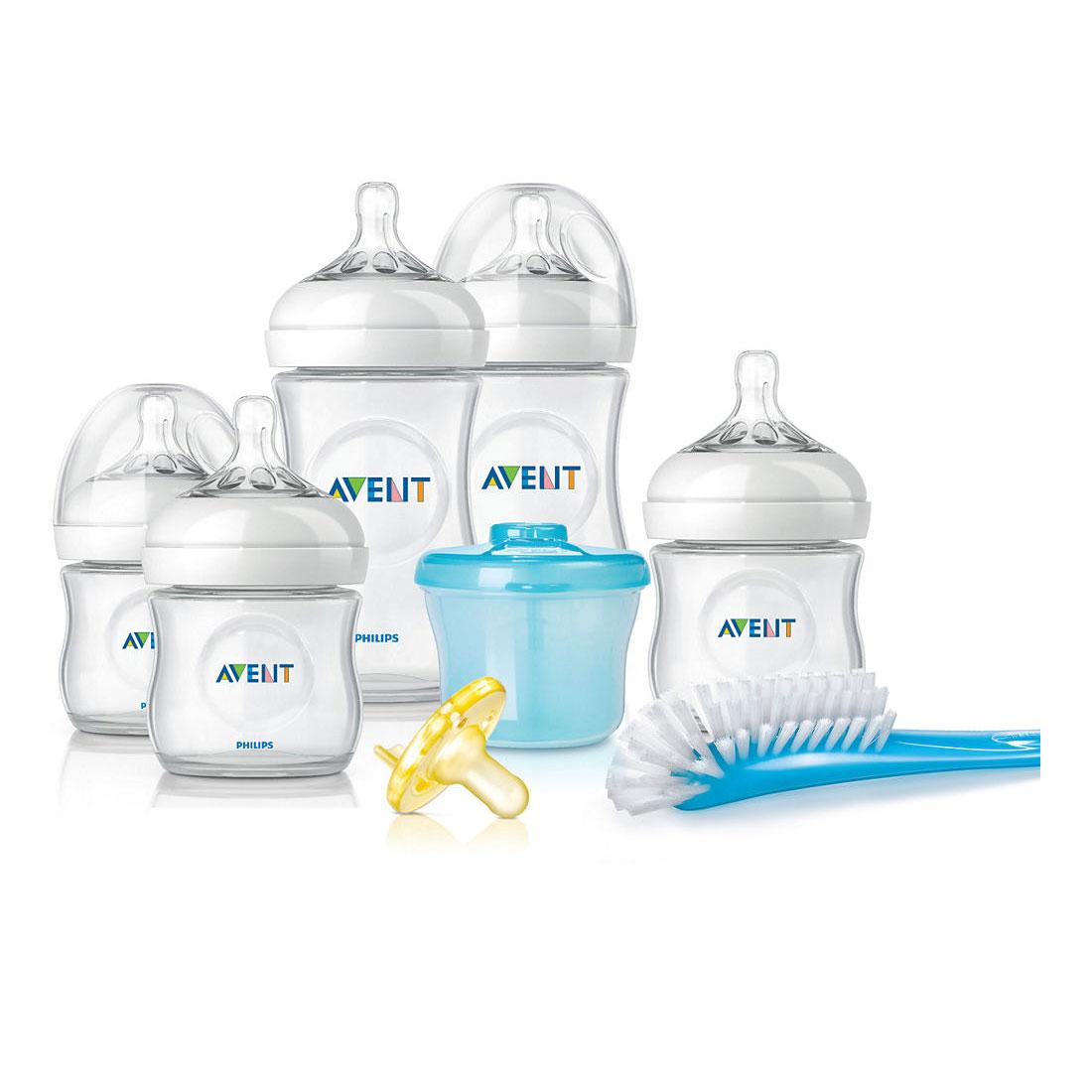 Avent Natural Infant Starter Set