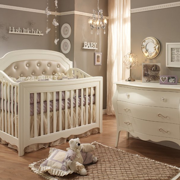 Natart Allegra Baby Furniture