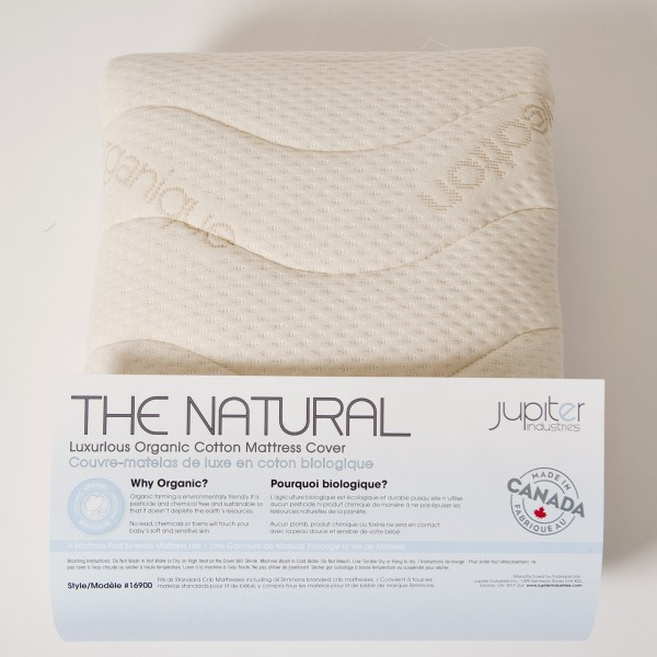 The Natural Organic Mattress Cover