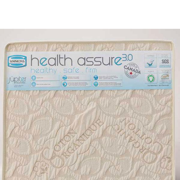 Simmons Health Assure 3.0 Crib Mattress