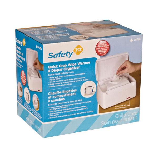 Safety 1st Wipe Warmer and Diaper Organizer