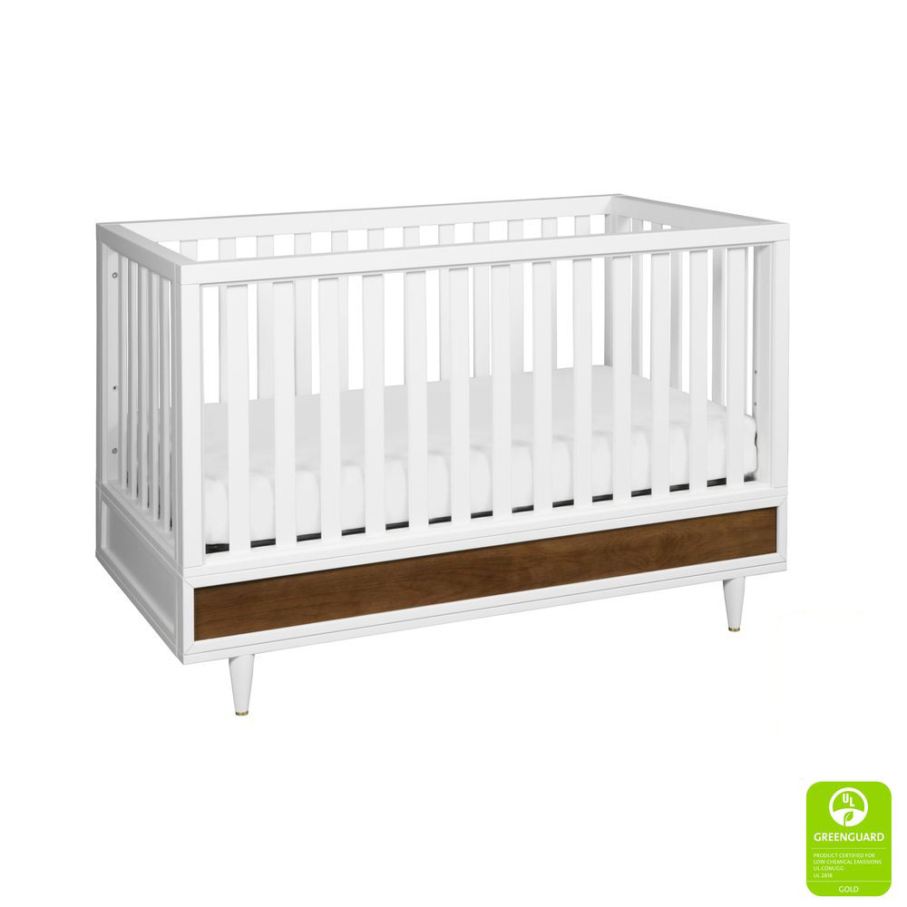 Babyletto Eero Crib with Natural Walnut Crib