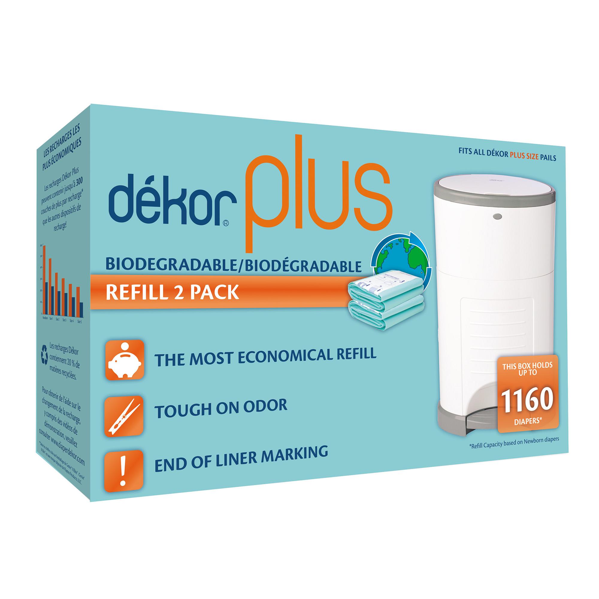 Dekor Plus Refills