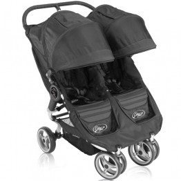 Poussette Double City Mini Baby Jogger