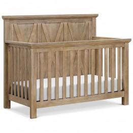 Franklin & Ben Emory Farmhouse Convertible Crib