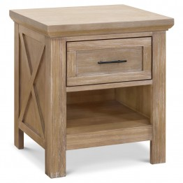 Franklin and Ben Emory Farmhouse Night Stand
