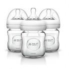 Avent Natural Glass Baby Bottles