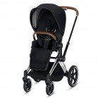Cybex Priam Stroller (Chrome) Brown