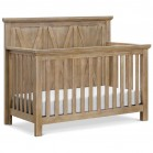 Franklin & Ben Emory Farmhouse Convertible Crib