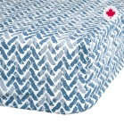 Perlimpinpin Cotton Fitted Crib Sheet