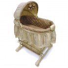 Rock-a-Bye Bassinet & Cradle in One