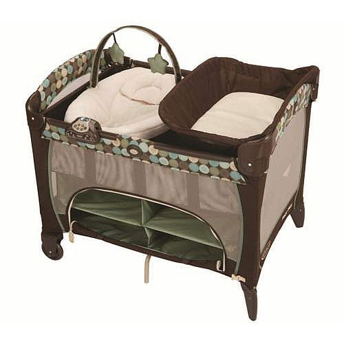 graco pack n play twin bassinet instructions