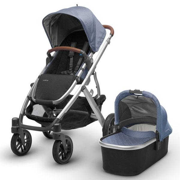 Uppababy Vista Stroller 2017