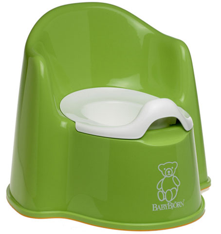 acc2a37a250 Baby bjorn Potty Chair
