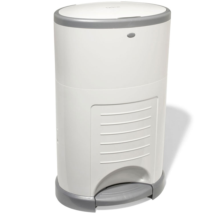 Dekor diaper pail plus for Dekor diaper pail