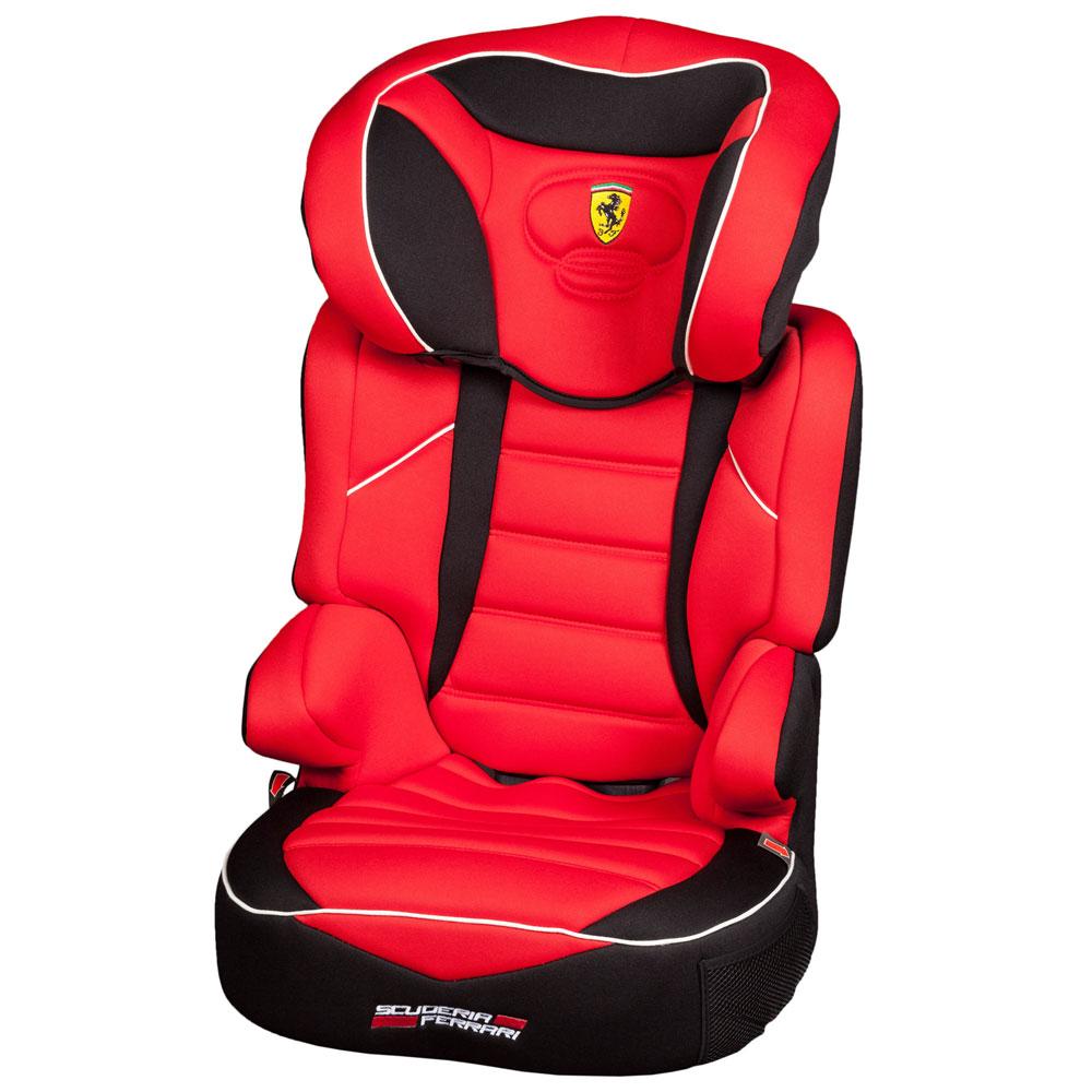 Réhausseur dossier sans harnais Ferrari de Nania